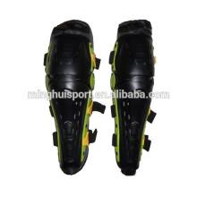 Protetor de perna longa de motocicleta esqui joelho proteção motocross suporte de joelho