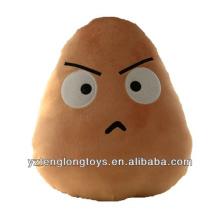 Персонализированные фаршированные картофельные плюшевые картофельные игрушки