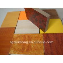Kinds Wood Grain Melamine MDF 18MM