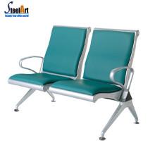 aéroport / hôpital / salle d'attente chaise d'attente publique