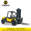 5 Ton Load Capacity Diesel Forklift Truck