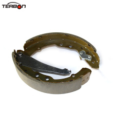 Universal hand trailer brake shoes
