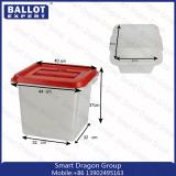 Jyl-Bb004 Guangzhou Ballot Box, PP Voting Ballot Box Election Box
