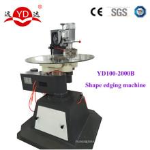 Máquina de biselamento de forma de vidro irregular