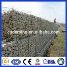 High quality galvanized gabion basket,gabion,gabion box prices direct supply