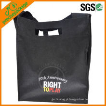 Item de presente de promoção de qualidade superior Saco de tecido não tecido de impressão personalizada