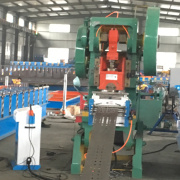 Metal Rack Upright Roll Forming Machine