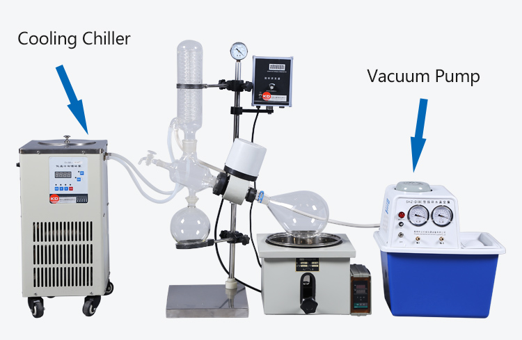 Lab Electric Water Jet Circulating Vacuum Pump