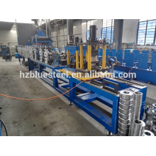 Multi dimension C purlin making machine / Several size C channel roll forming machine