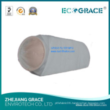 High Quality 100% Polyester Dust Collector Filter Felt for Water Treatment