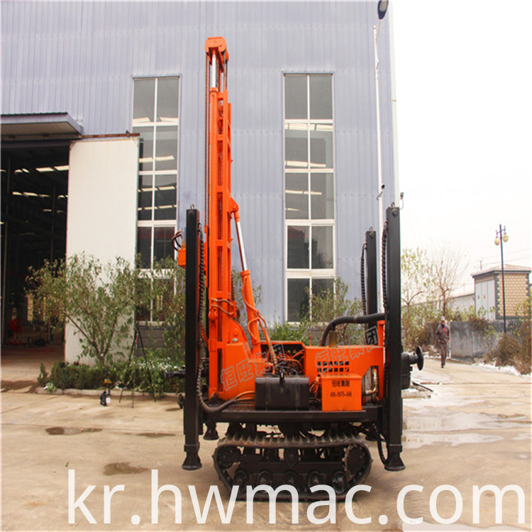 air compressor drilling machine