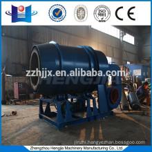 HJMB4000 Coal fired burner with boiler