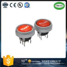 Interrupteur Tact avec interrupteur tactile à bouton poussoir LED
