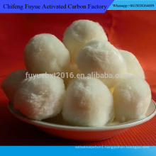 Polyester Fiber Ball For Drinking Water Treatment