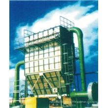 2017 MC series pulse filter with hop pocket, SS mechanical dust collector design, big pulse jet bag filter manufacturers
