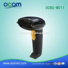OCBS-W011 Mini portátil Bluetooth láser inalámbrico Barcode Scanner
