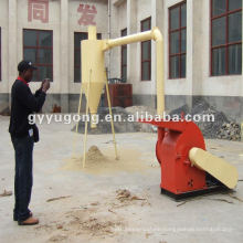 wheat straw crusher machine