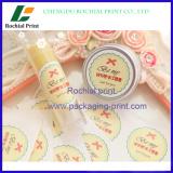 Newly custom Matte lipstick roll sticker printing