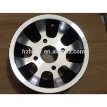 Cubo de la rueda del coche de la playa de la aleación de aluminio