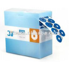 3T Almofadas de borda de lentes aderentes hidrófobas