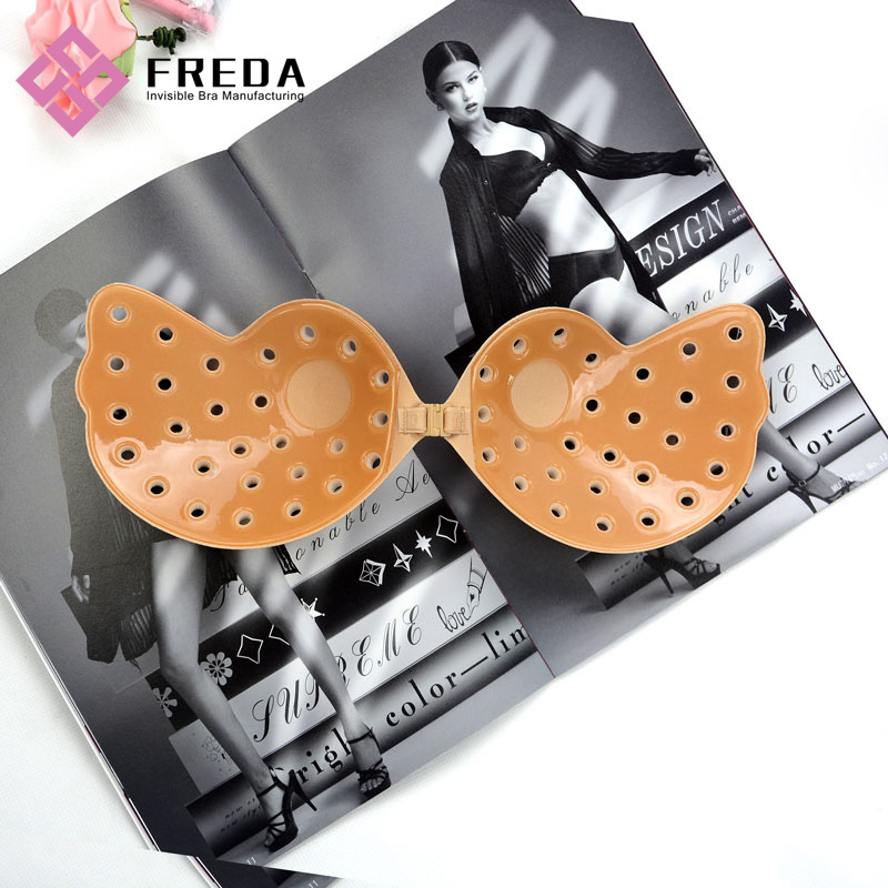 Breathable Mango Wing Stick on Bra