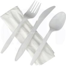 Vaisselle jetable en plastique pour Thanksgiving