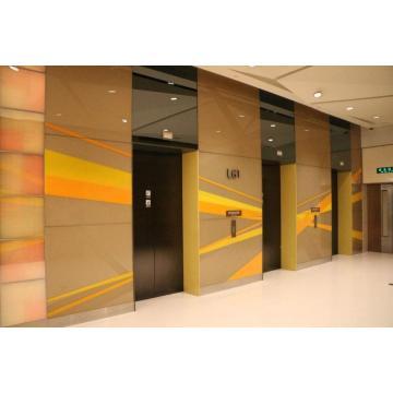 Sicherheits-Personenaufzug für Einkaufszentrum und Bürogebäude