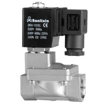 Stainless Steel Series 2/2-Way Pilot Operated Solenoid Valve