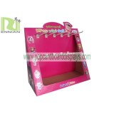 Cardboard Counter Display Cardboard Gift Display Box for Greeting Card Encd002