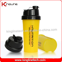 700ml Plastic Protein Shaker Bottle with Filter (KL-7026)