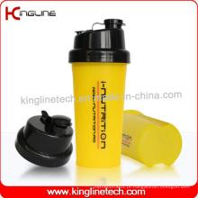 Garrafa protetora de proteína de 700 ml com filtro (KL-7026)