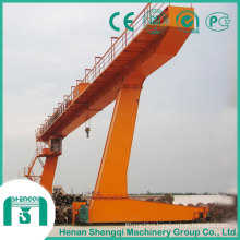 Capacity 16 Ton Gantry Crane with Single Girder