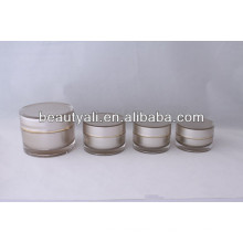 Recipiente cosmético de luxo 2ml 5ml 10ml 15ml 20ml 30ml 50ml 100ml 150ml 200ml