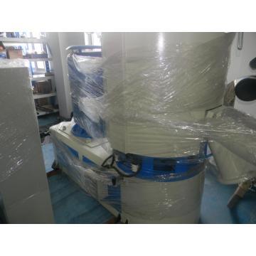 Máquina mezcladora, máquina auxiliar de la línea de doble extrusora de tornillo