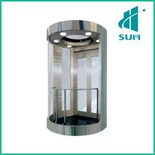 Summe Sightseeing Aufzug haben große Landschaft Sum-Elevator