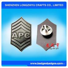 Antique Imitation Metal Pin Badge para venda