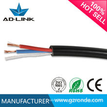RVV 300V PVC Insulated Copper Cable