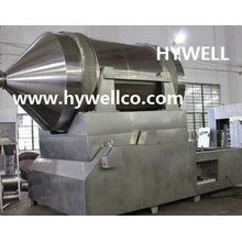 Factory supplied for Two Dimensional Mixer Dry Powder Mixing Machine supply to Bangladesh Importers
