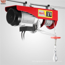 PA1000 mini electric hoist pulling tools 250kg 300kg 750kg of good quality