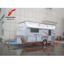 Style du Caravan couvercle (sur la route & hors route) de héliporté