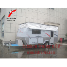 Estilo de Austrailan pop-top Caravan (On-road e Off-Road)