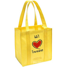 Nonwoven Shopping Bag, Eco-Friendly, Nature, Waterproof, Recycle and Durable.
