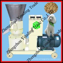 Máquina pequena da imprensa da pelota da alimentação animal de 250kg / h
