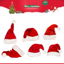 Proveedor de oro Alibaba Comercio al por mayor 2016 decoración de Navidad media de vacaciones