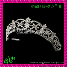 New design wholesale,wedding tiara , a crown princess a tiara