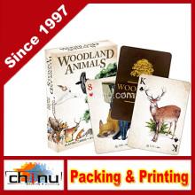 Cartões de jogo de animais da floresta (430201)