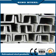 Qualité supérieure en acier U Channal de Chine Fabricant