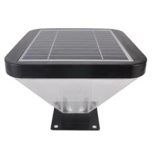 Energiesparendes Solargartenlichthaus
