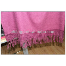 water wave cashmere bed blankets