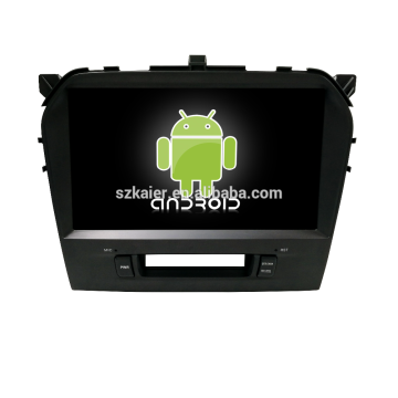HP 1024X600 android double din car dvd gps for suzuki vitara Radio Audio GPS Navigation System